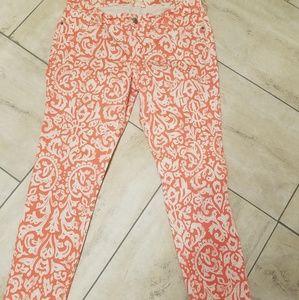 Women's size 14 Old Navy Rock star pants